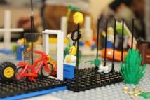 Lego Serious Play (c) - Facilitateurs sur Lyon Villeurbanne, Rhone Alpes Auvergne et départements limitrophes - Méthode LSP