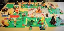 Lego (c) Challenges et idées de team building originaux autour de l'intelligence collective - Agilité - Codéveloppement