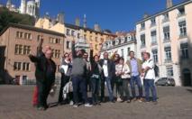 Urban game Lyon - Jeu de piste dans les traboules