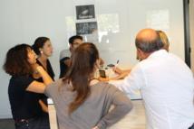 Organisation World Café - Facilitateurs professionnels et animateurs en région Rhône-Alpes Auvergne et Bourgogne Franche-Comté