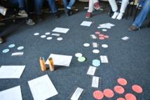 Mode projet et amélioration continue en Management visuel - Atelier de co-construction d'une obeya room