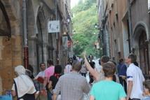 jeu de piste urbain - escape game original dans les traboules et rues historiques du Vieux-Lyon - Fédérer et apprendre ensemble
