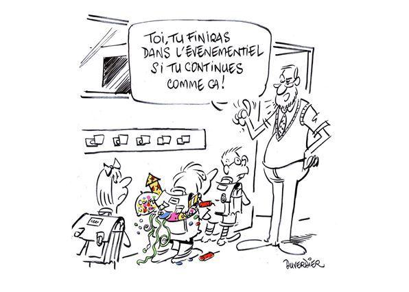 Caricaturiste - Dessinateur - Illustrateur