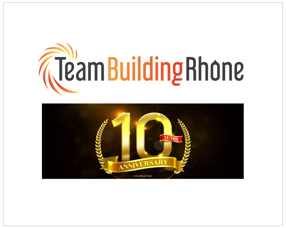 TEAM BUILDING LYON RHONE Anniversaire