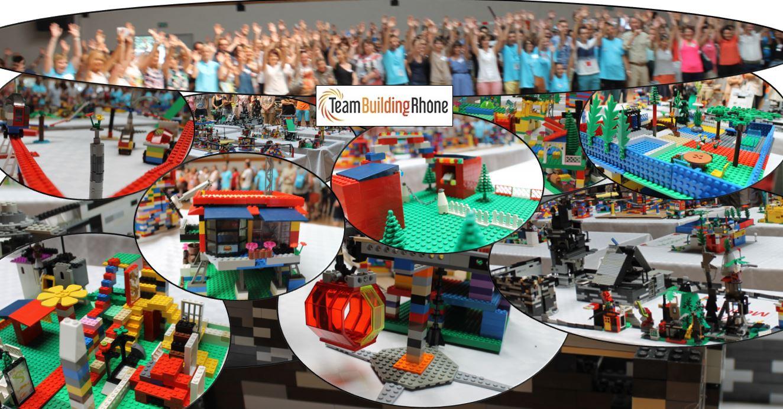 team building construction collective - Lyon Rhone