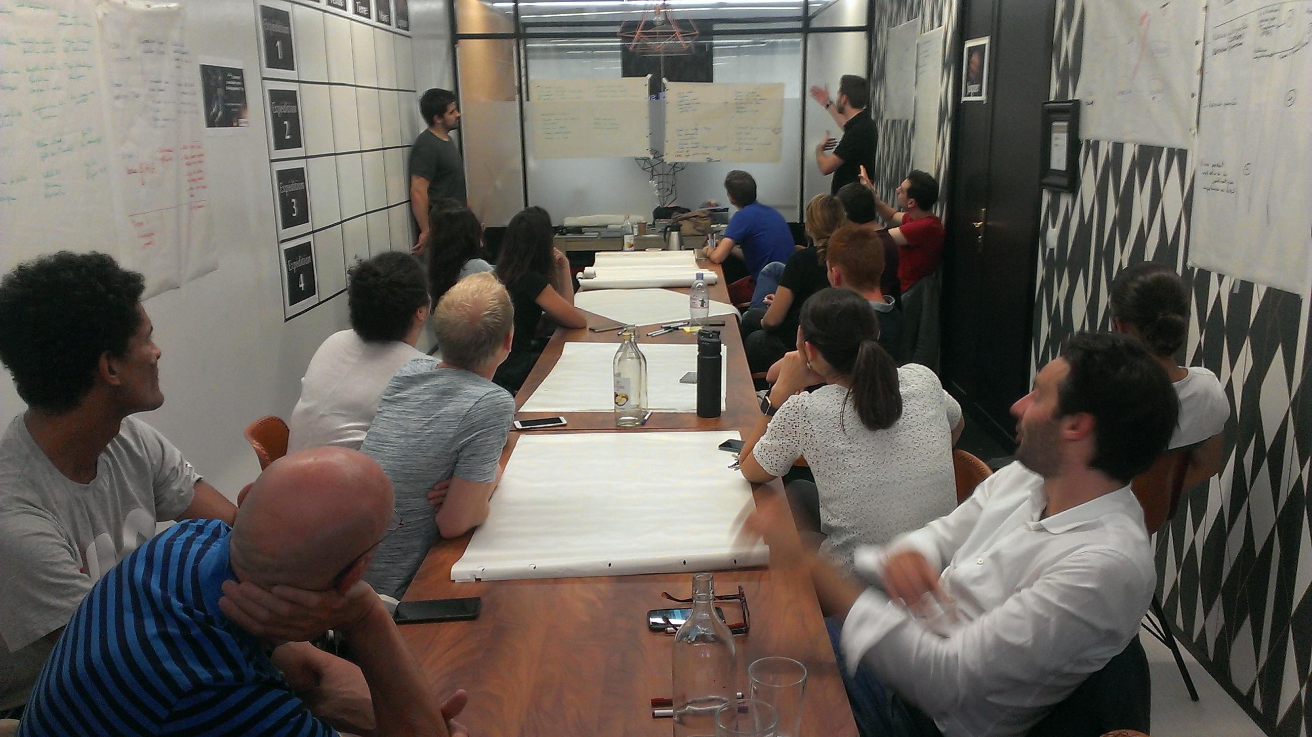 Animateurs forums ouverts - Facilitateurs certifiés - Départements 69 01 38 42 71 73 74 39 21 - Open space