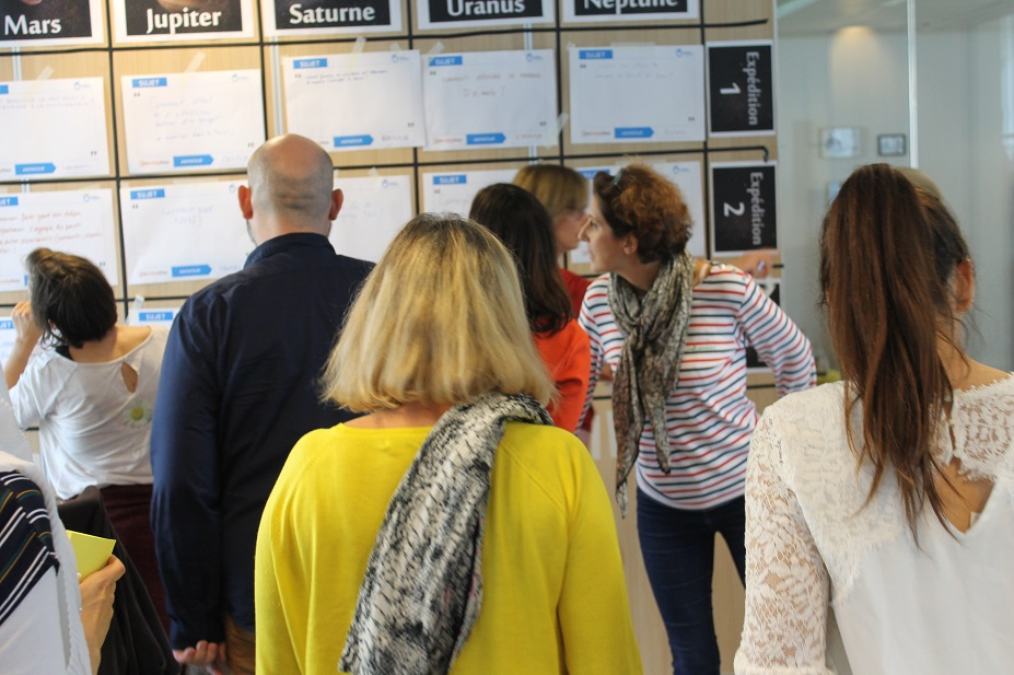 Réussir son forum ouvert - Animateurs facilitateurs expérimentés - Auvergne Rhone Alpes Bourgogne Franche Comté Jura Ain Doubs Loire Isère